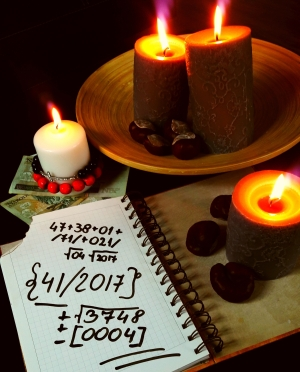 Astral Money Ritual - czyli Amulet finansowy