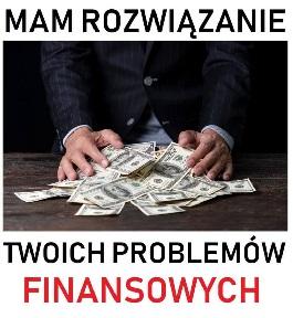 Rozwiązanie problemów finansowych